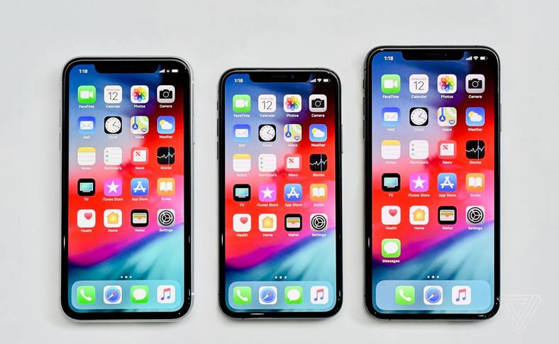 iphone xs cost productie profit