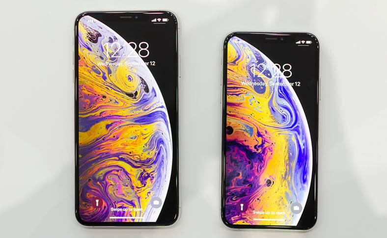 iphone xs max ecran bun
