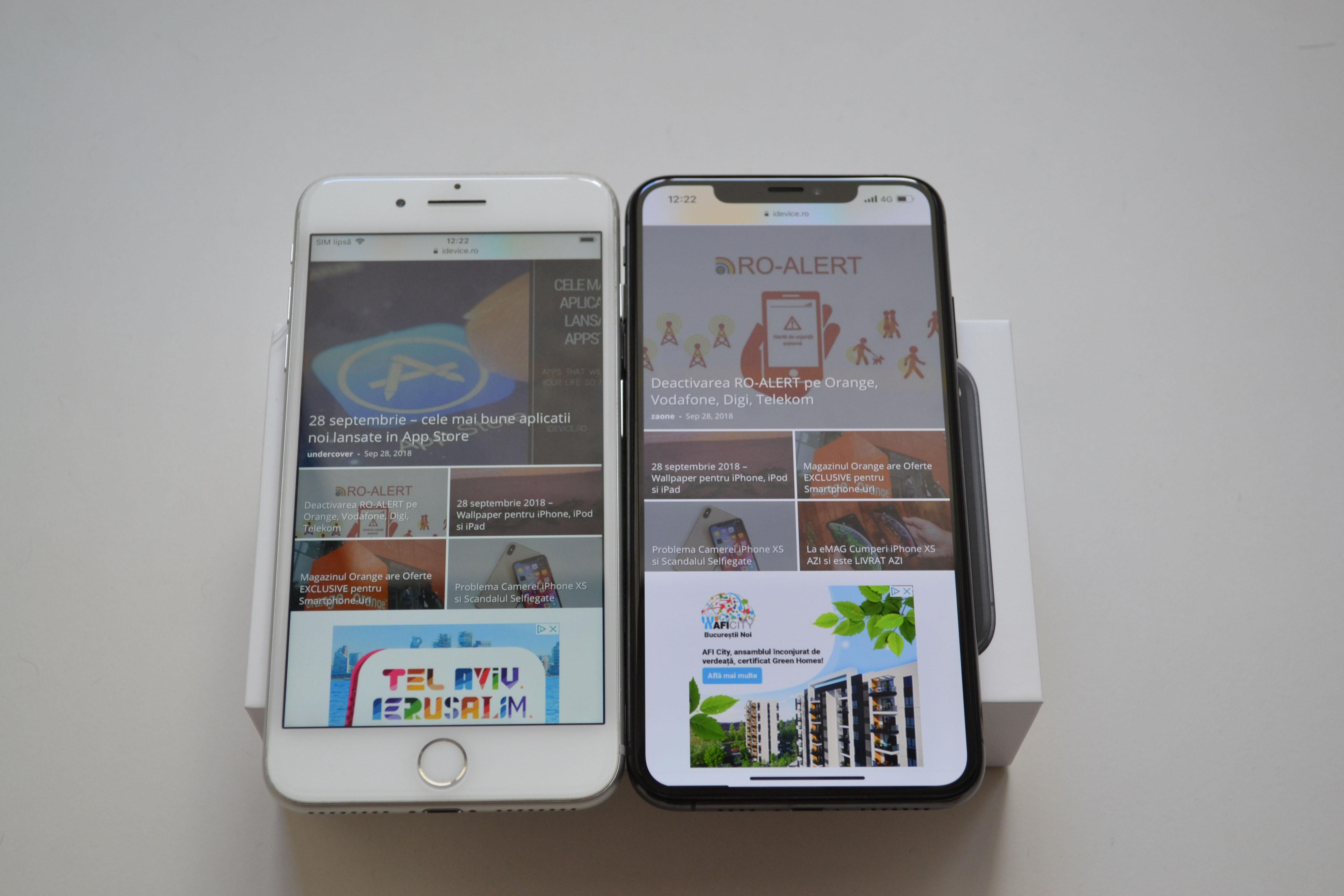 iphone xs max idevice ro impresii 2