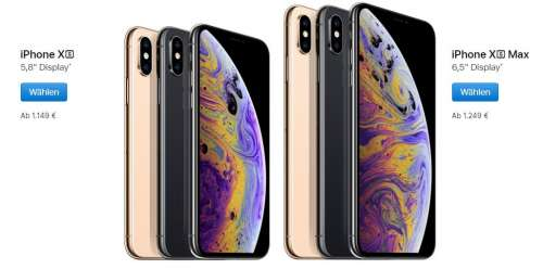 iphone xs pret lansare iphone xs max