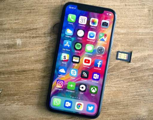 iphone xs probleme wi-fi 4g