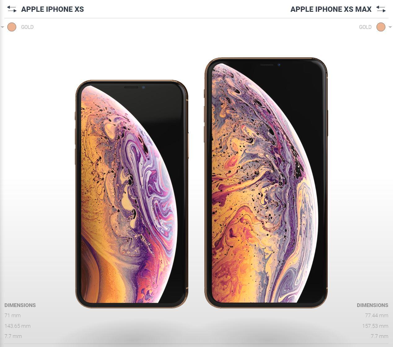 iphone xs xs max xr simulator 3d