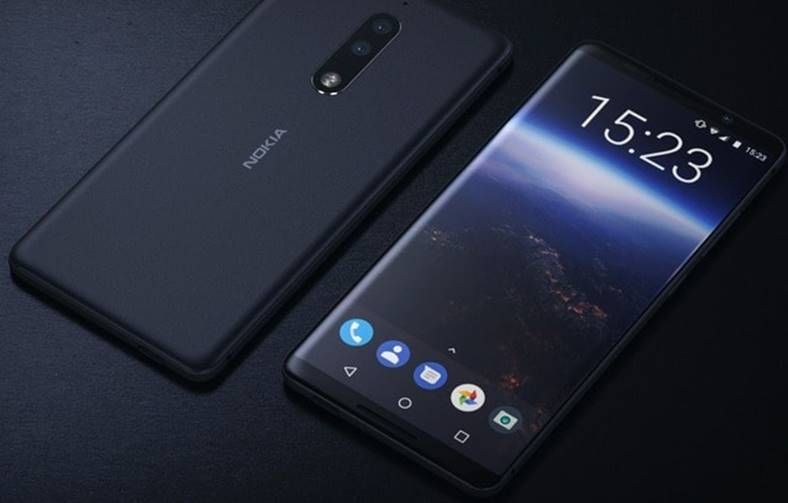nokia 9 imagine ecran