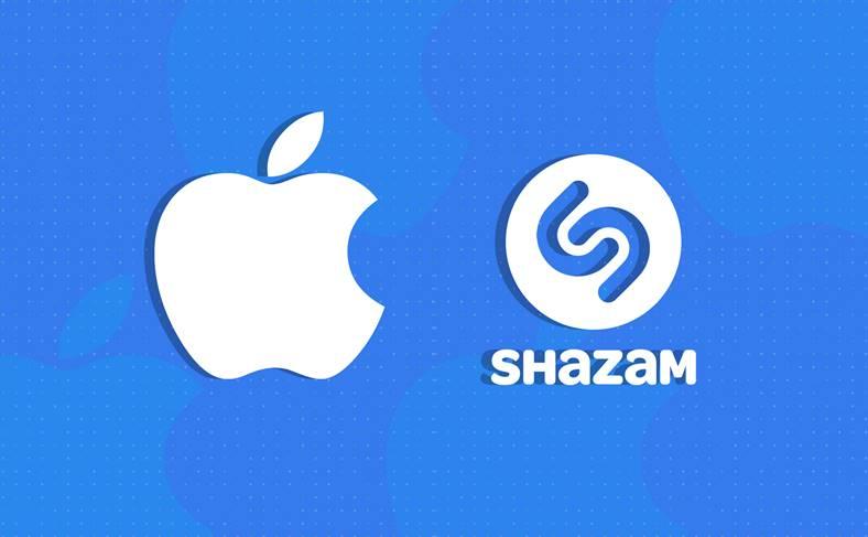 shazam reclame Apple