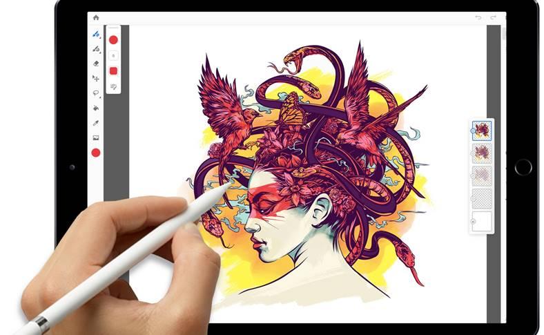 Adobe Photoshop CC ipad 359448