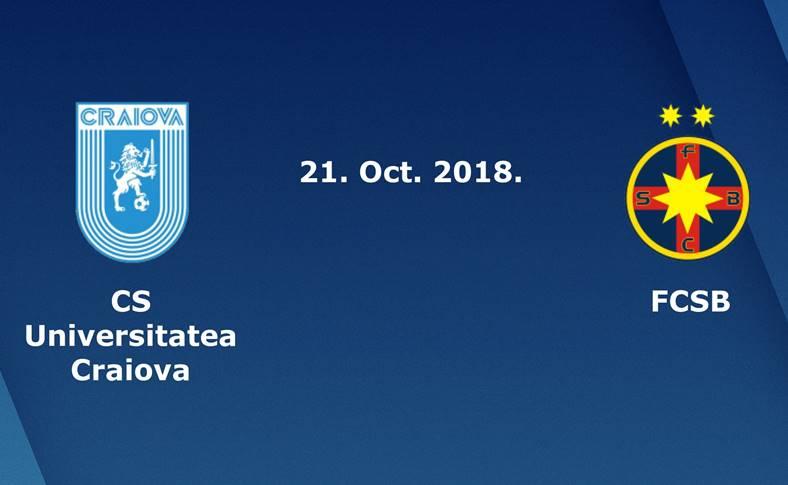 Craiova - FCSB LIVE DIGISPORT LIGA 1
