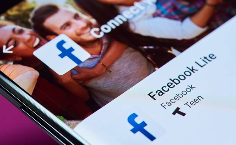 Facebook Lite iPhone Android