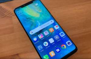 Huawei MATE 20 Pro unboxing 359422