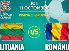 LITUANIA - ROMANIA LIVE PRO TV LIGA NATIUNILOR