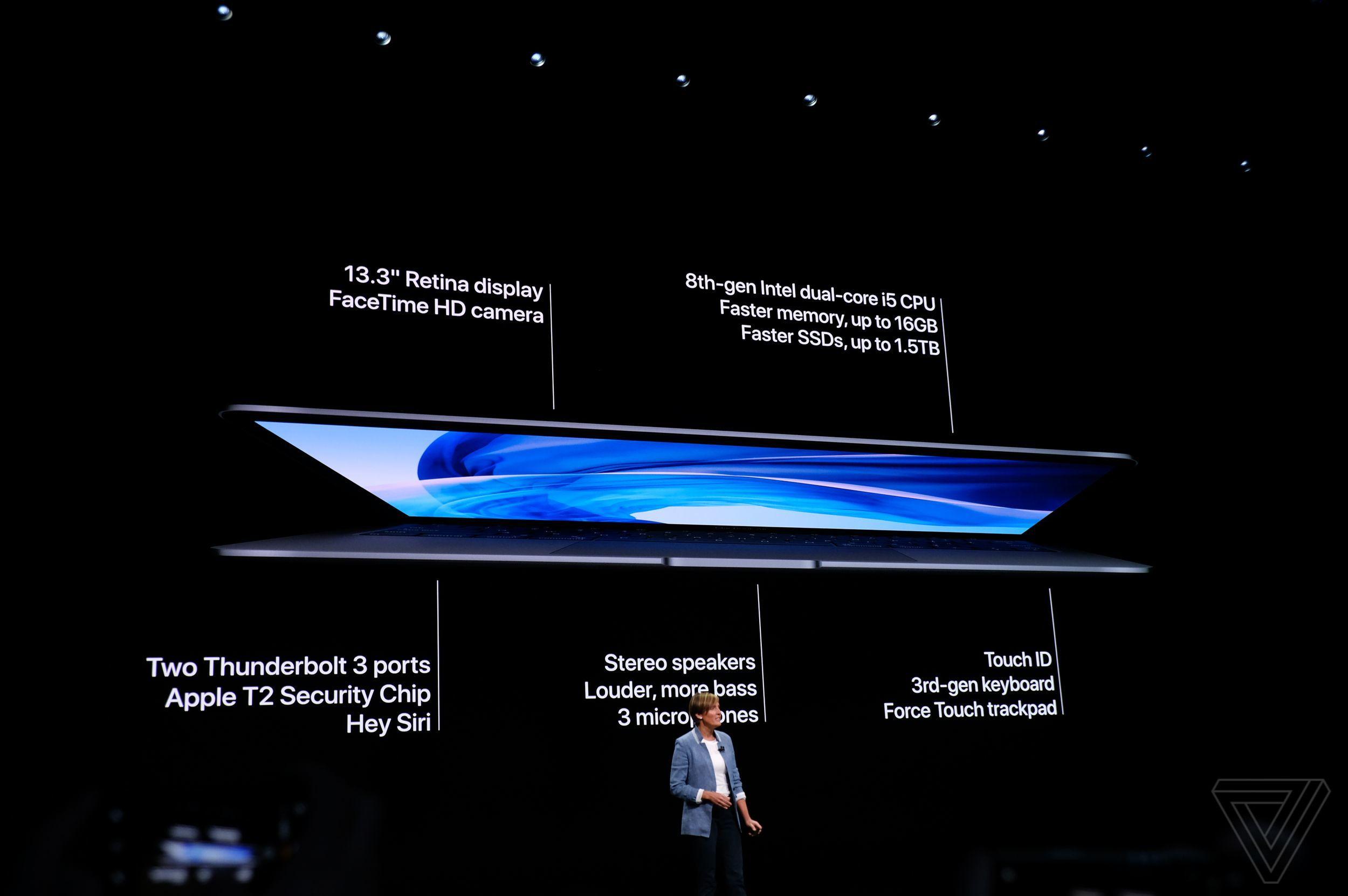 MacBook Air 2018 PRET LANSARE SPECIFICATII 1