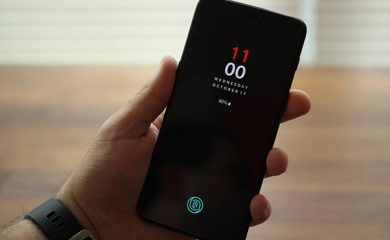 OnePlus 6T IMAGINI Presa