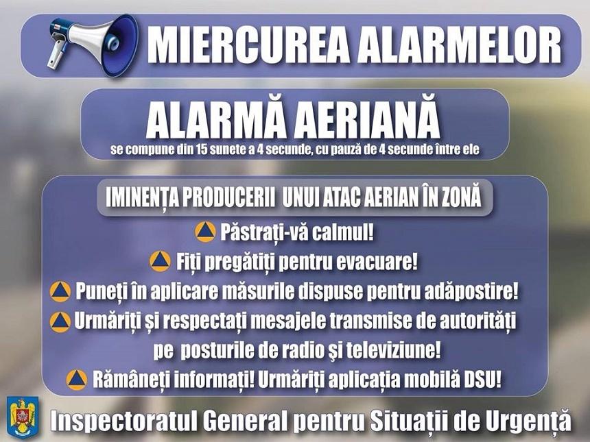 RO-ALERT Miercurea Alarmelor 1