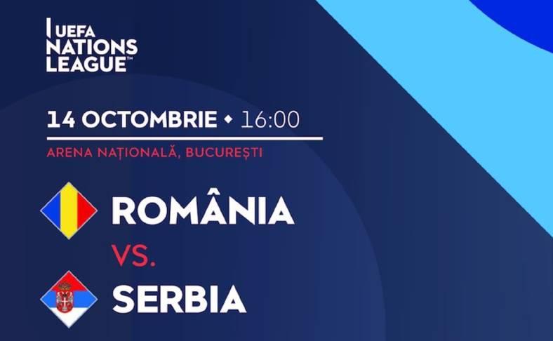 ROMANIA - SERBIA PRO TV LIVE LIGA NATIUNILOR 359315