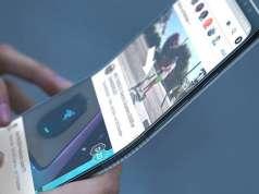 Samsung GALAXY F lansare