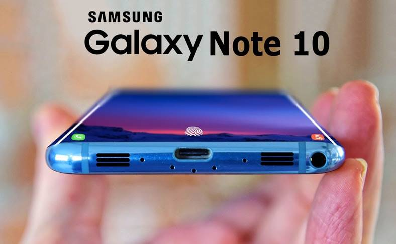 Samsung GALAXY NOTE 10 baterie grafen