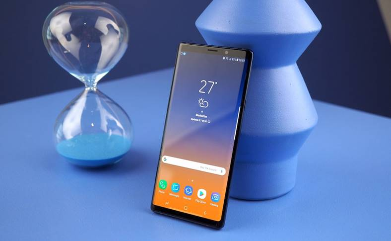 Samsung GALAXY Note 9 ARATA Android 9