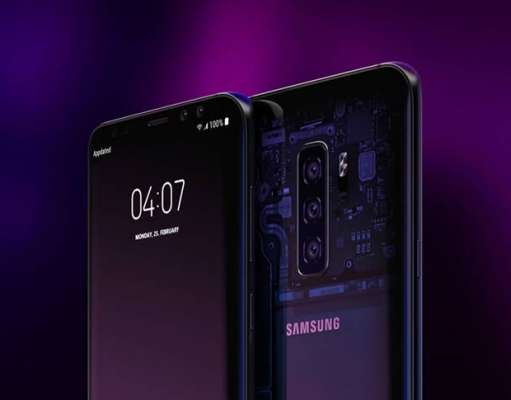 Samsung GALAXY S10 SLAB iPhone XS