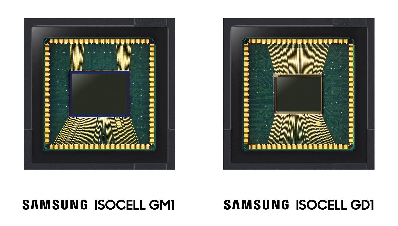 Samsung GALAXY S10 camera isocell 1