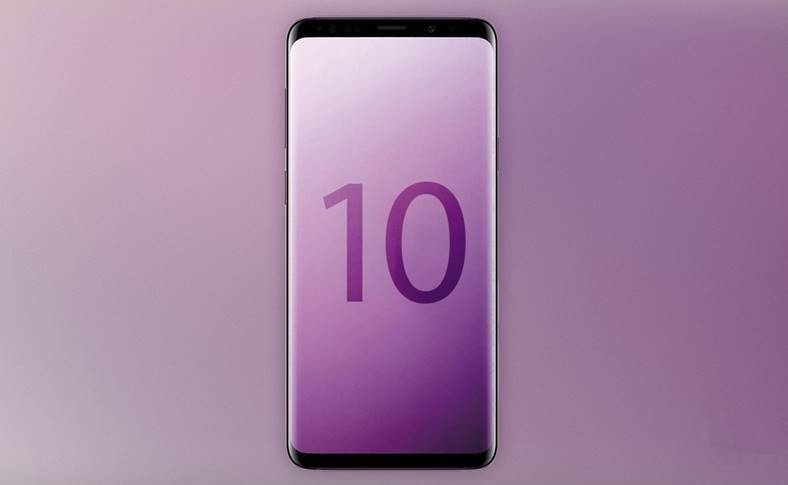 Samsung GALAXY S10 slp iphone