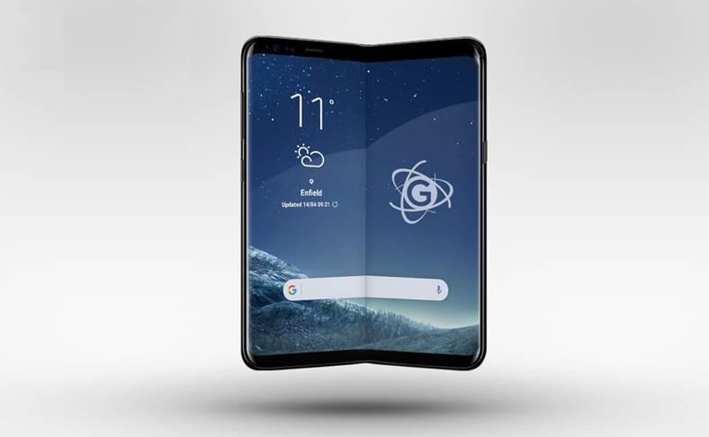 Samsung GALAXY X SECRET Ecran