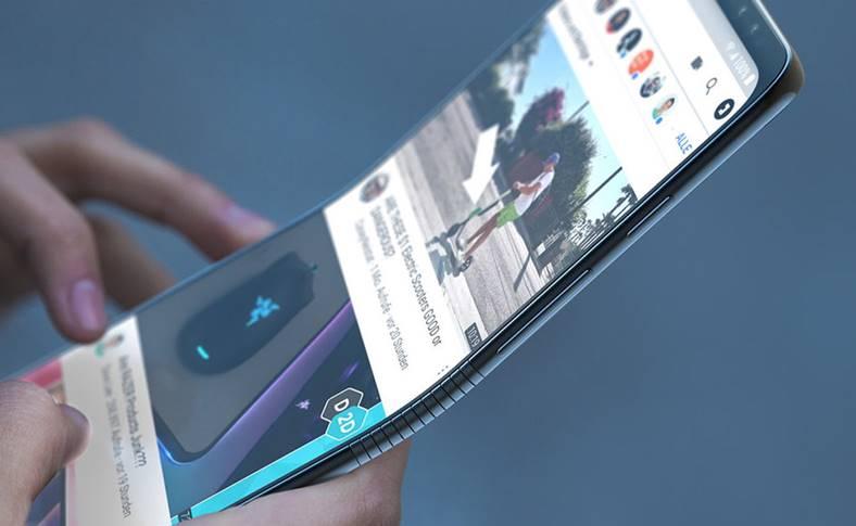 Samsung GALAXY X android 9