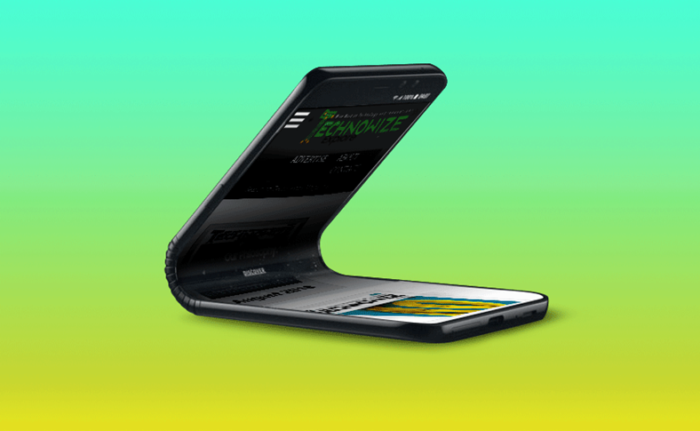 Telefon Pliabil FlexPai