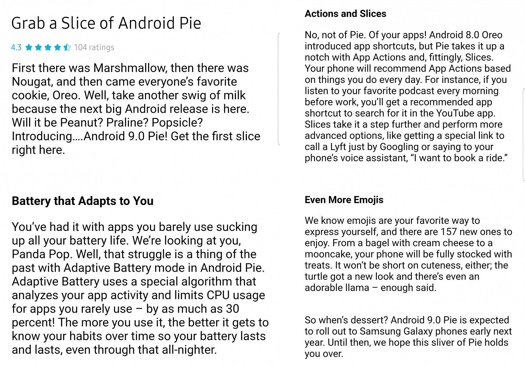 android 9 telefoane samsung 1