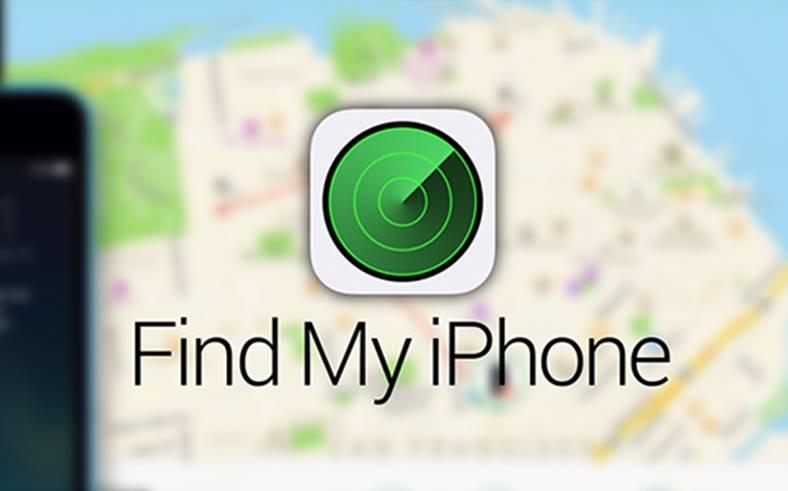 find my iphone masina politie furata