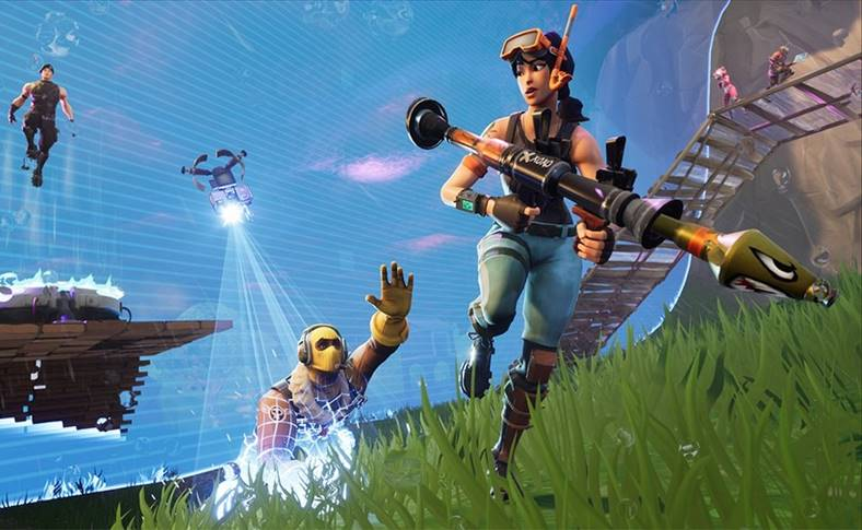 fortnite trisat