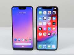 google pixel 3 xl depasit iphone xs max