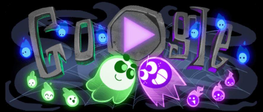 halloween google 1