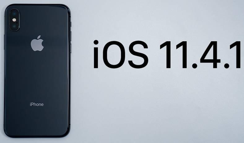 iOS 11.4.1 instalare 359384