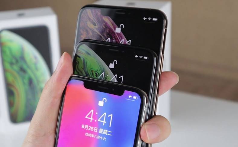 iphone xs face id iphone x