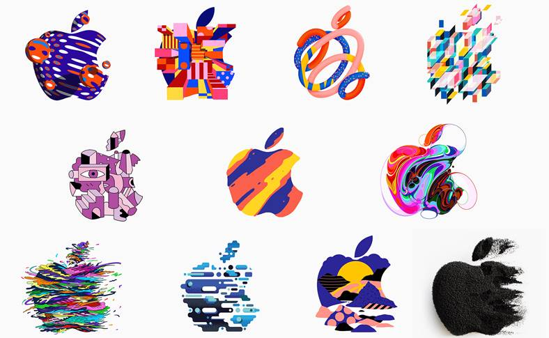 logo apple schimbare