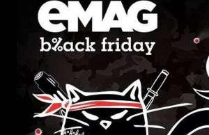 BLACK FRIDAY eMAG reduceri speciale
