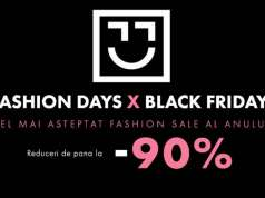 Fashion Days produse black friday
