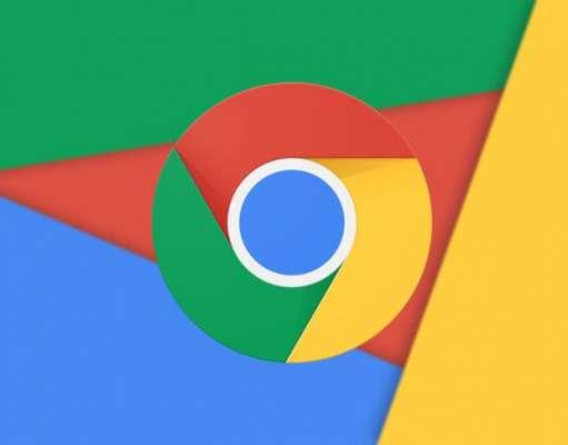 Google Chrome reclame