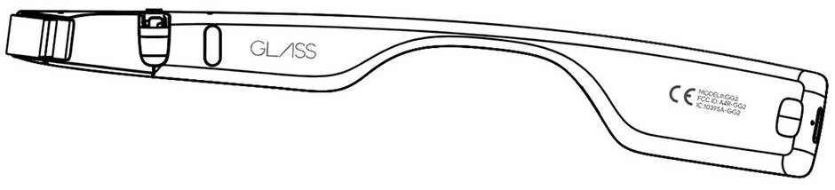 Google Glass 2 1