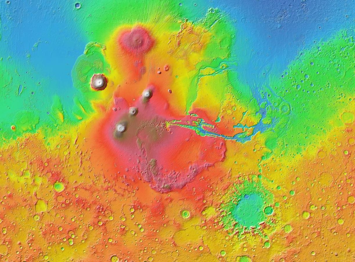 Google Marte 1