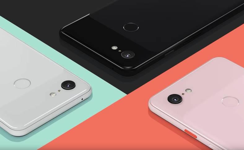 Google Pixel 3 problema camera