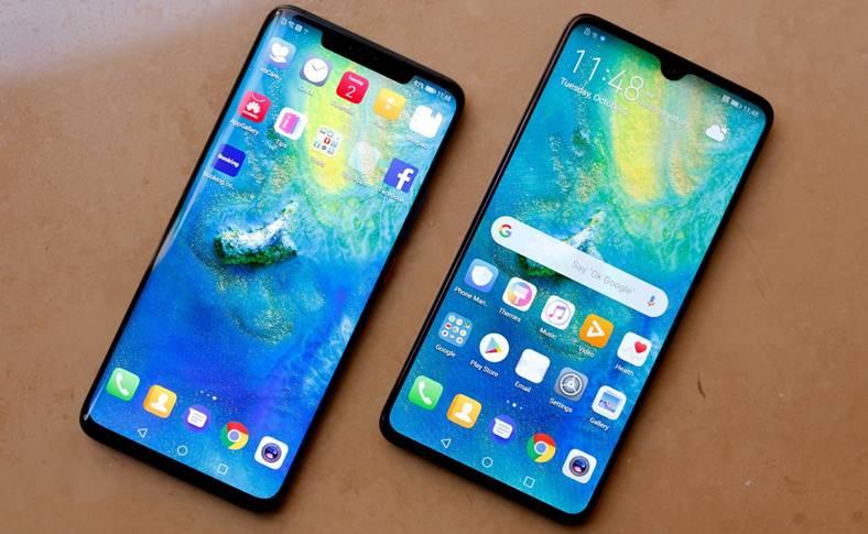 Huawei MATE 20 PRO comenzi europa