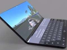 Huawei MATE X ecran