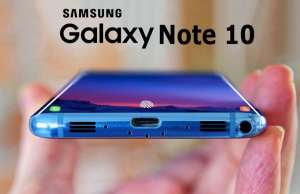 Samsung GALAXY NOTE 10 ecran