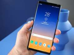 Samsung GALAXY NOTE 9 defect