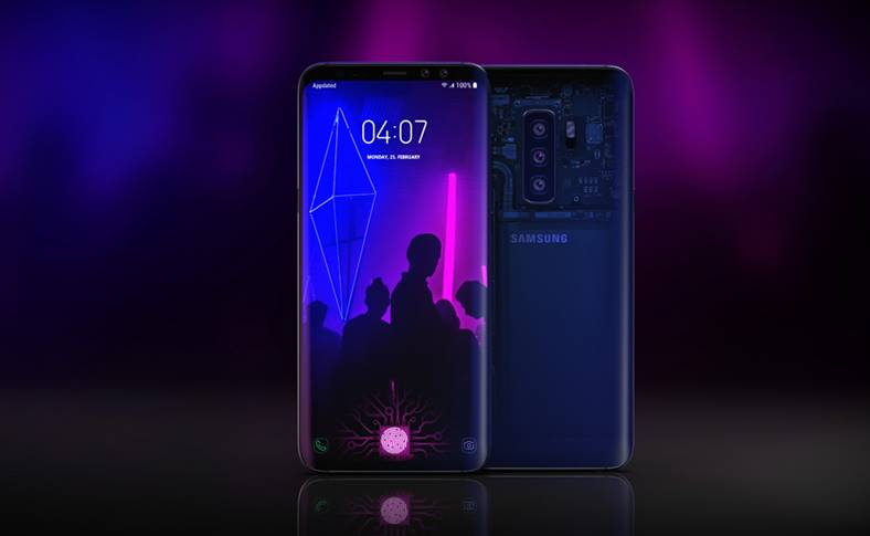 Samsung GALAXY S10 camere