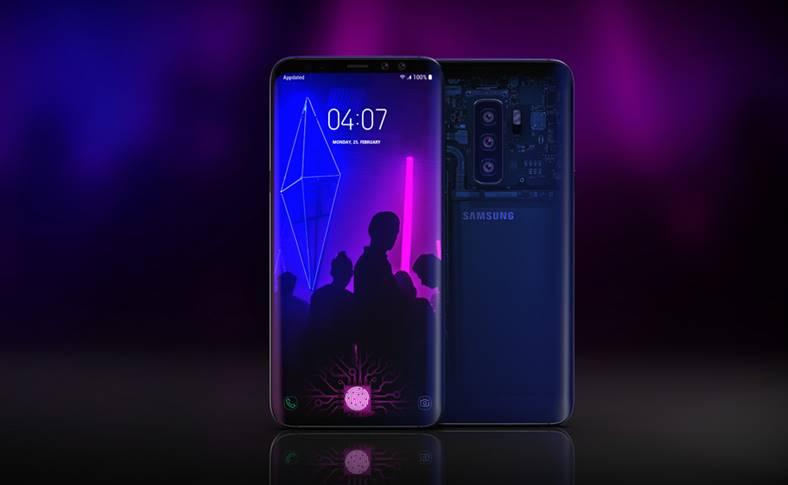 Samsung GALAXY S10 camere