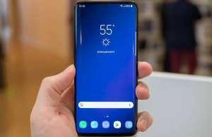 Samsung GALAXY S10 componente