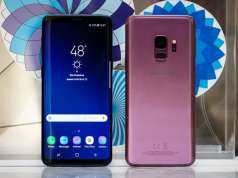 Samsung GALAXY S9 android 9 beta