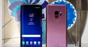 Samsung GALAXY S9 android 9 beta