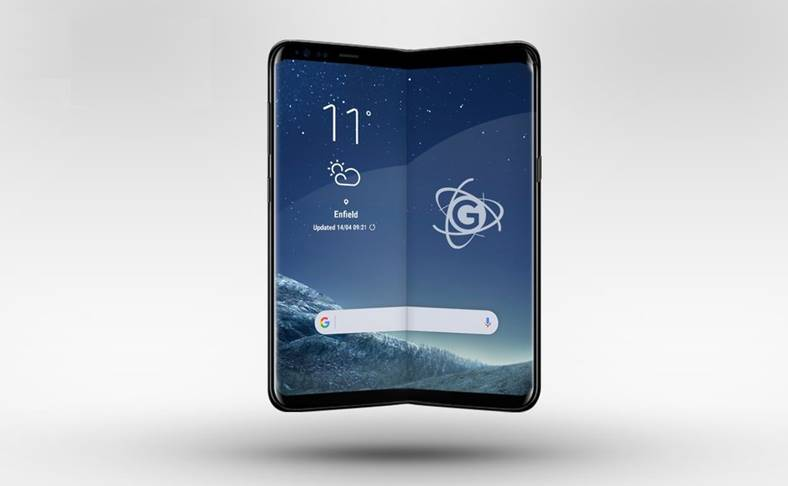 Samsung GALAXY X anunt